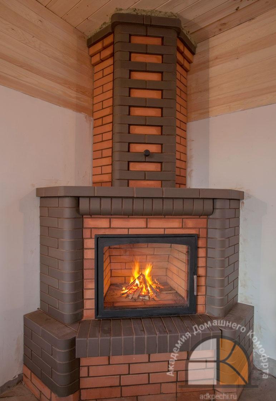 Как построить камин качественно и безопасно