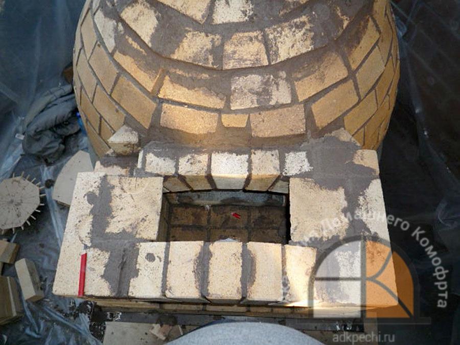 Помпейская печь для своими руками 995