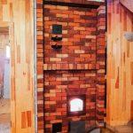 Банная печь в д. Путилово, Тверь