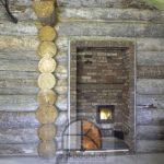 Банная печь в к.п.Юкки