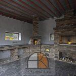 Барбекю помпейская печь