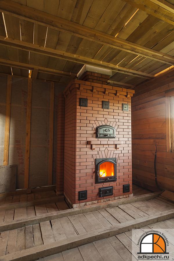 Хлебная отопительная печь в г.Гагарин