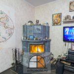 Печь-камин Tulikivi в г.Тверь